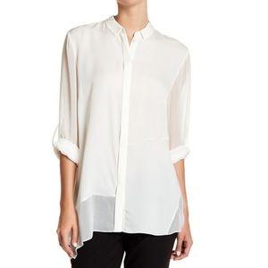 Elie Tahari Gracelyn Silk blouse